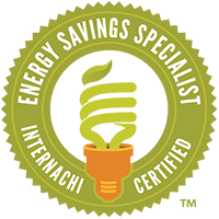 InterNACHI Certified Energy Savings Specialist
