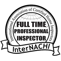 InterNACHI Certified Full Time Inspector